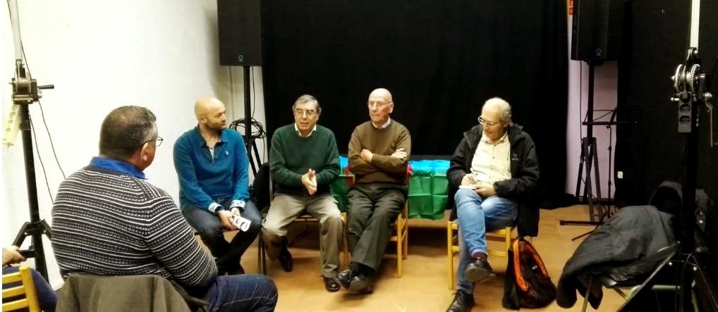 Una trobada per lluitar contra el silenci de les víctimes de la barbàrie nazi