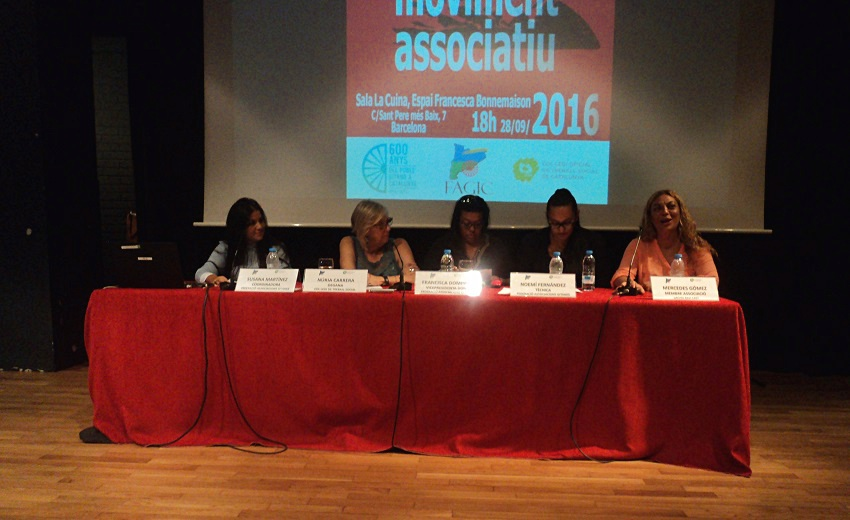"""Romani Women and the Association Movement"" panel held"