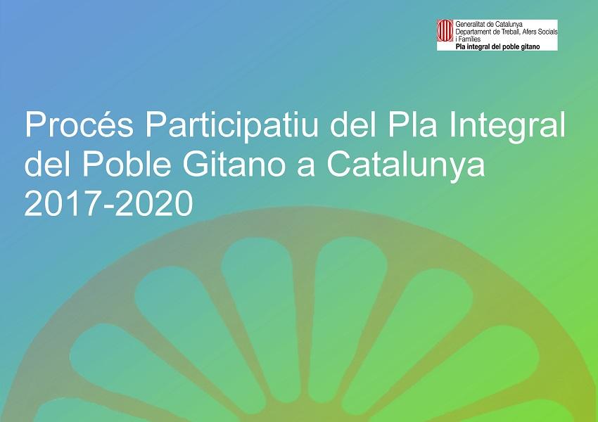 Participa de manera online en la elaboración del IV Pla Integral del Pueblo Gitano en Cataluña!