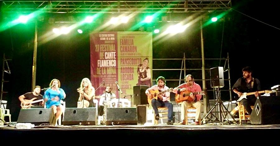 El Centre Cultural Gitano de La Mina celebra el seu XXVII Festival de Cant Flamenc