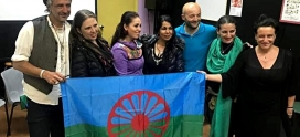 La música i la supervivència romaní es troben a Barcelona