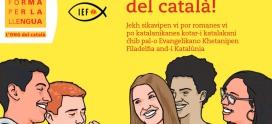 «Camela't del català», una guía bilingüe para acercar la lengua catalana a la población gitana