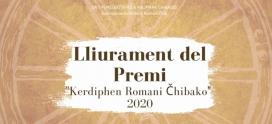 Lliurats els guardons Kherdiphen Romani Ćhibako per la promoció de la llengua romaní